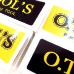 【O.T.TOOL'S ステッカー】入荷しました!