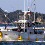 海王丸の船長が遊びに来てくれました!伊良湖から三重方面へジギングに行けますよ!