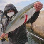 リスキー1釣れてますよ!やっぱり伊勢湾ジギングのド定番ですね!